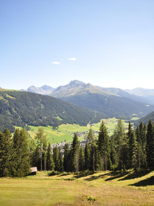 Davos Ferien Holiday